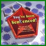 You've been Sentenced!