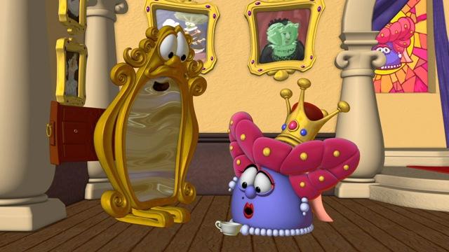 Queen&Mirror