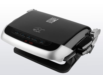 George Foreman Evolve Grill Review - That Bald Chick®