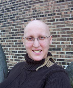 That Bald Chick IRL