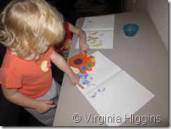 Color Wonder Finger Paints