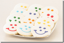 Original Smiley Cookie