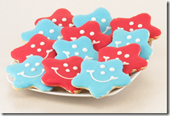 Star Smiley Cookie