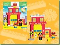 Elmo FireHouse