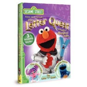 Elmo Letter Quest