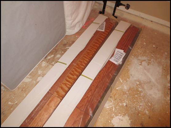 Hardwood Flooring Delivered