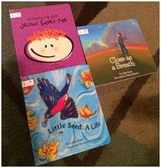Learn Absorb Praise Books  for Kids