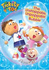 tickety toc unstoppable unpoppable bubble