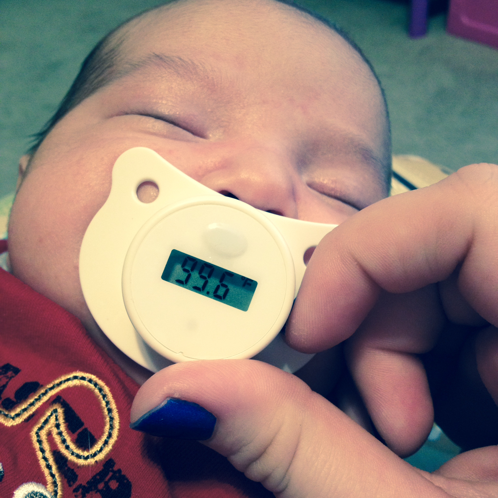 Carex Digital Pacifier Thermometer