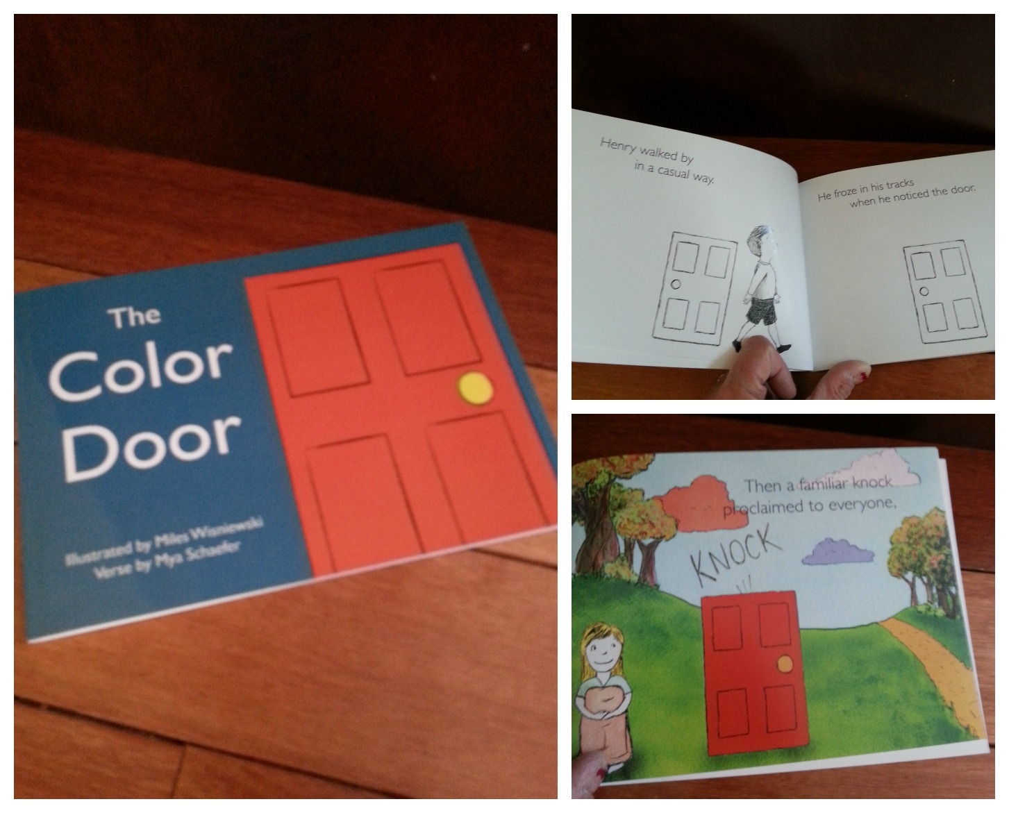 The Color Door