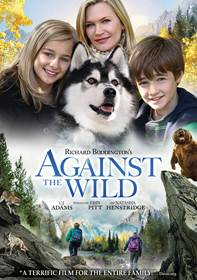 against the wild dvd cover