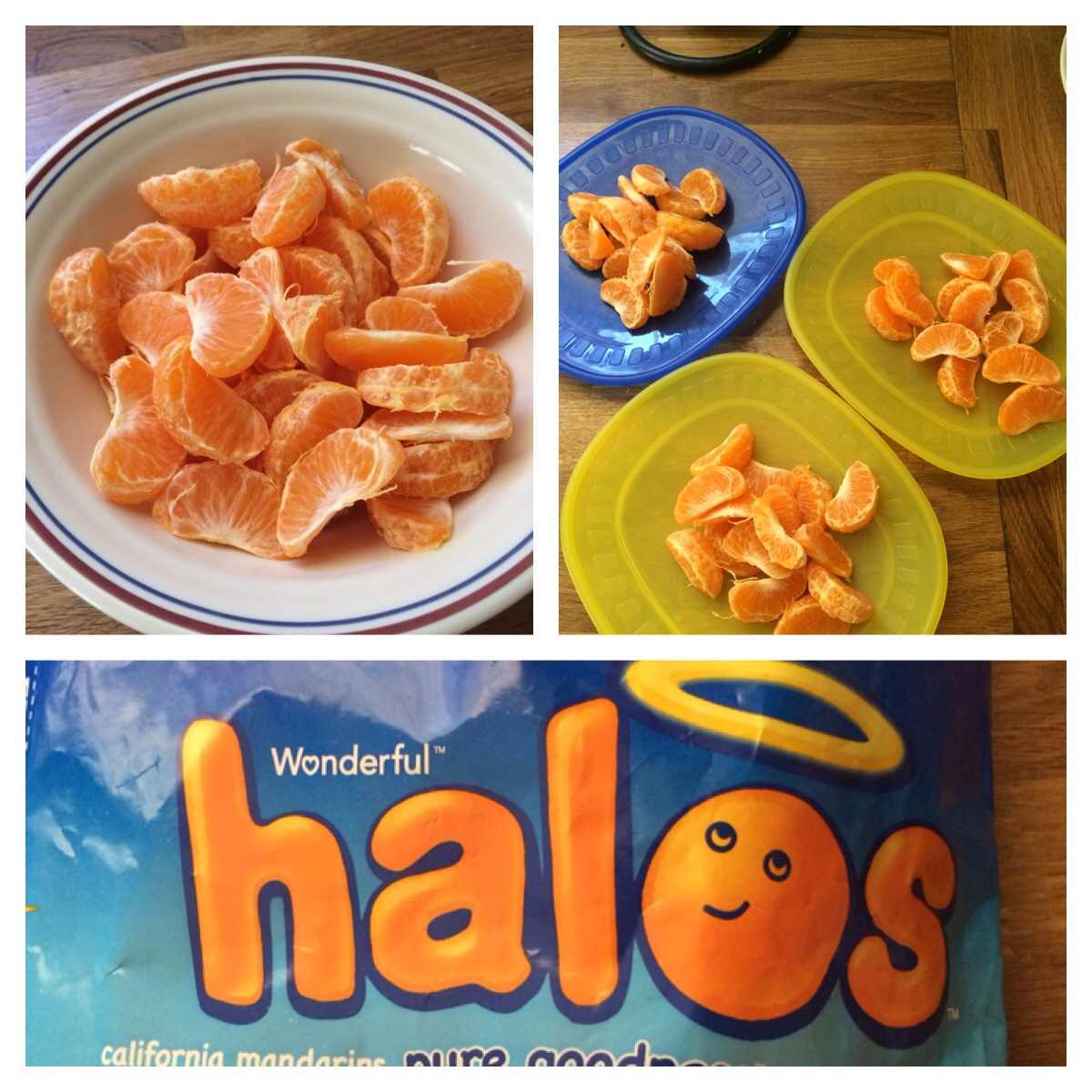 wonderful halos mandarin oranges