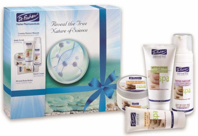 Dr Fisher Dead Sea Minerals Gift Set