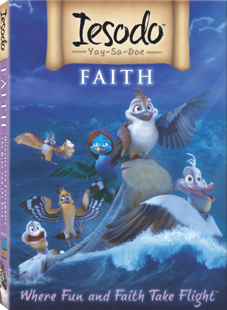Iesodo Faith Cover