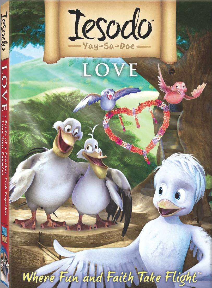 Iesodo Love Cover