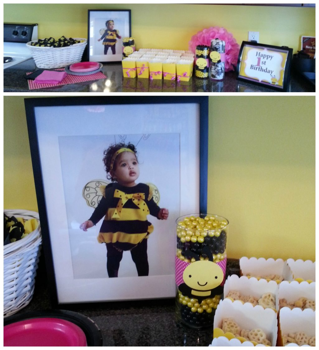 Bee Day Party Picture