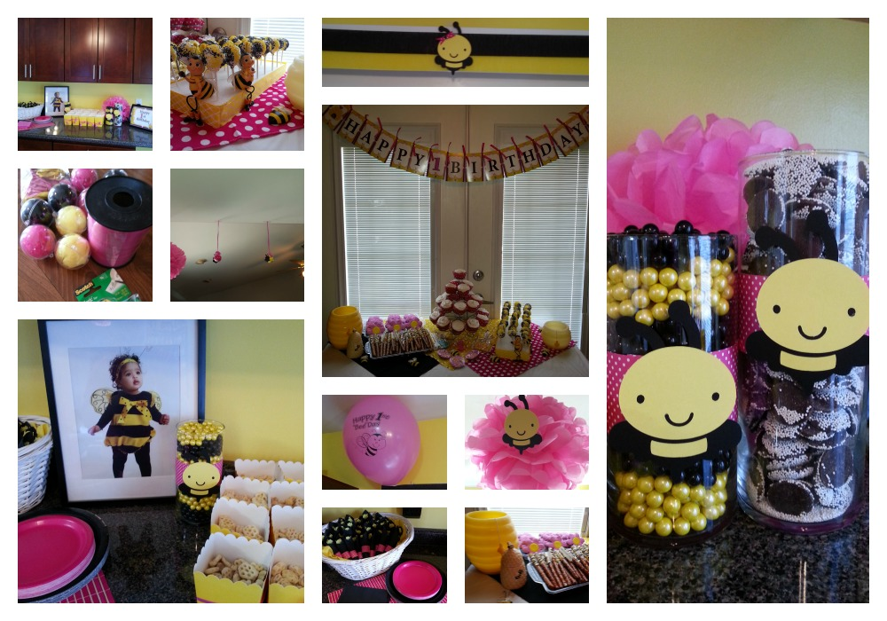 Bee Party Decor