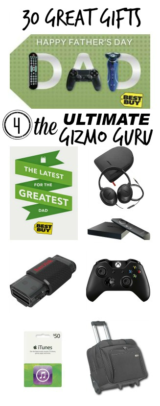 30 Great Gifts for the Ultimate Gizmo Guru