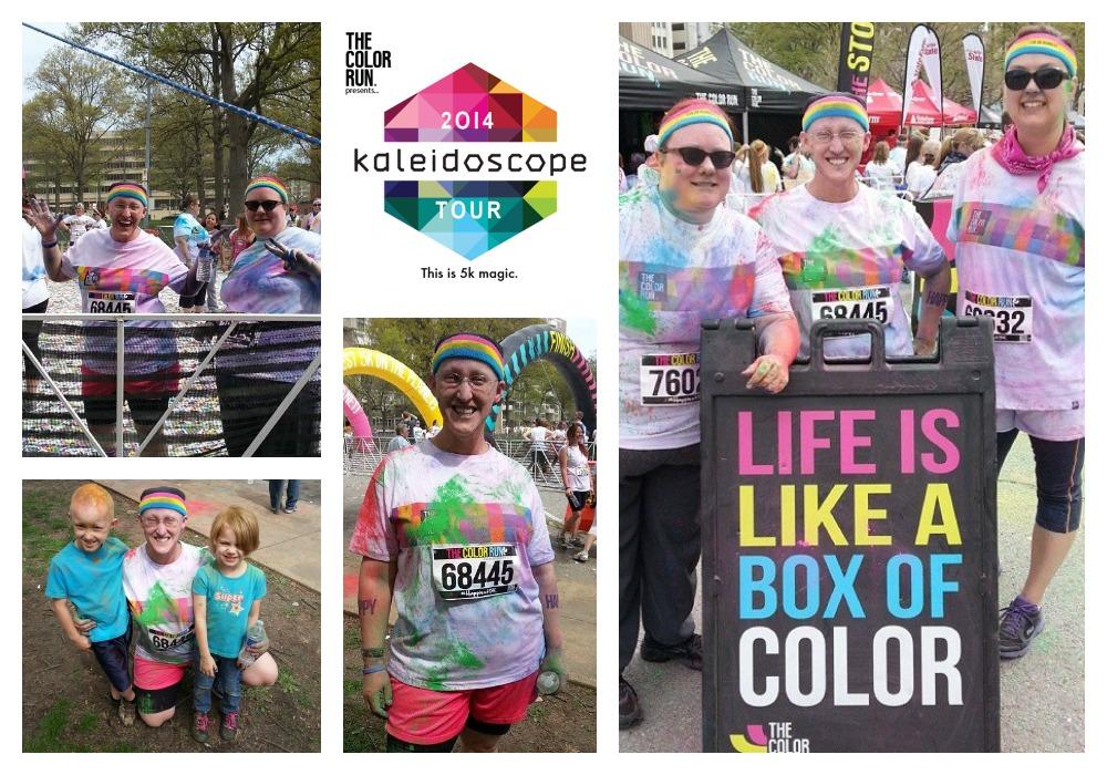 The Color Run 2014 Kaleidoscope Tour