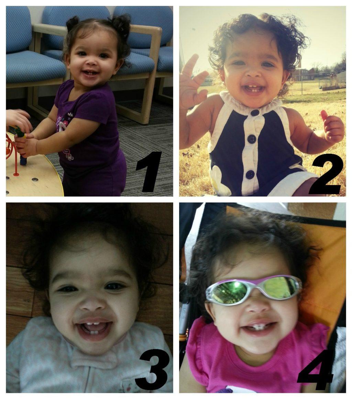 Smilestones collage