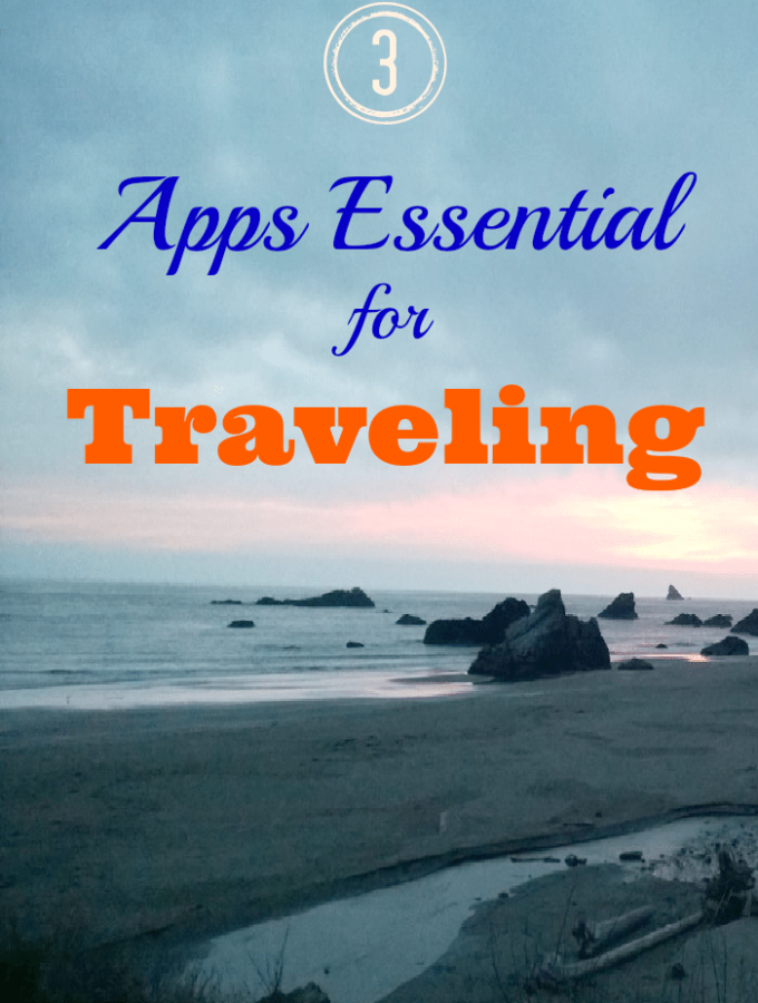 3 Apps Essential for Traveling