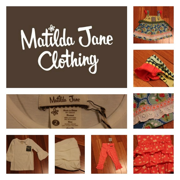 Matilda Jane Clothing Review plus $50 GC Giveaway (6/29)
