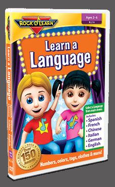 Rock N Learn Learn a Language