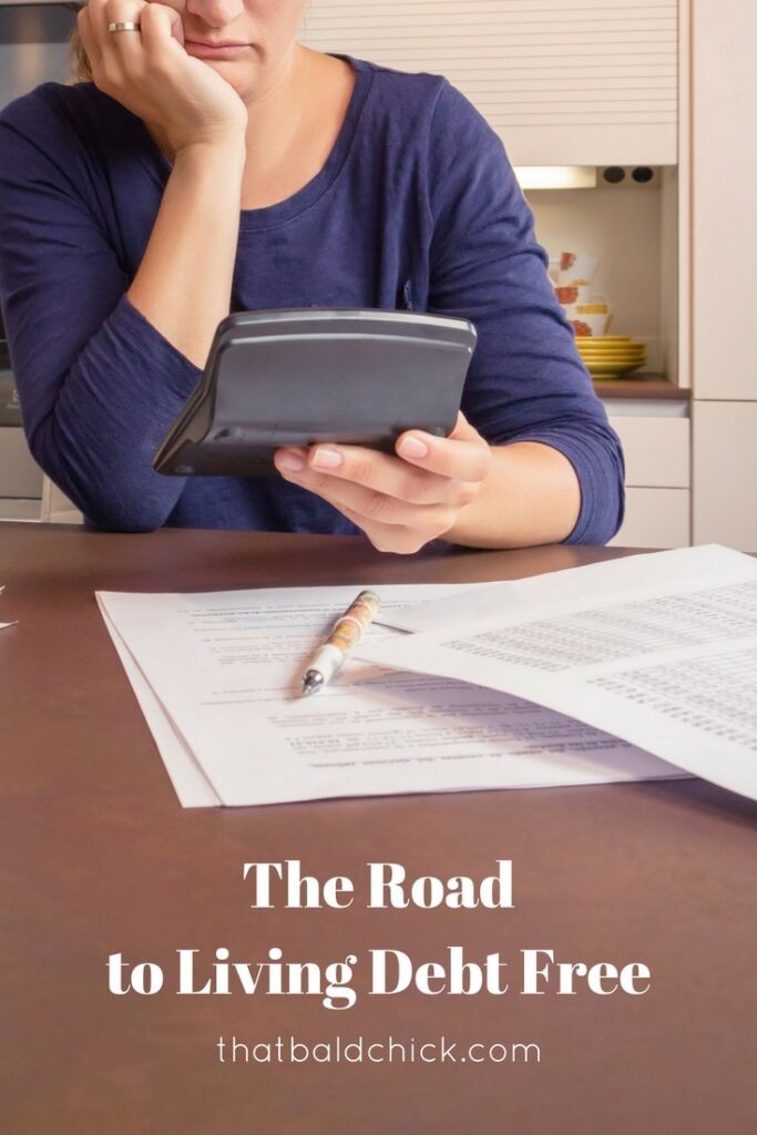 The Road to Living Debt Free