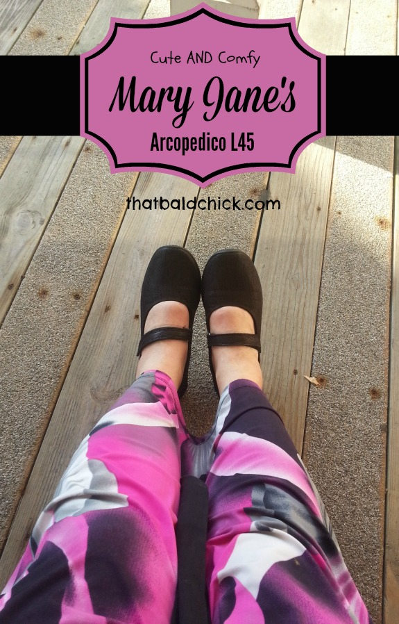 cute and comfy mary jane's Arcopedico L45