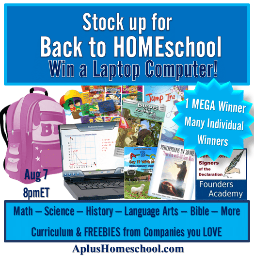 Back to HOMEschool Giveaway – A+ Interactive Math
