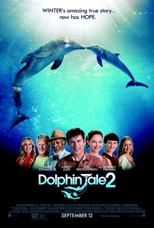 Dolphin Tale 2 Homeschool Curriculum