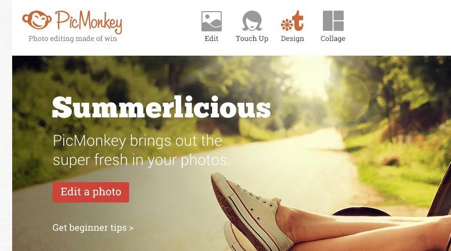Make Luau Invitations Using PicMonkey