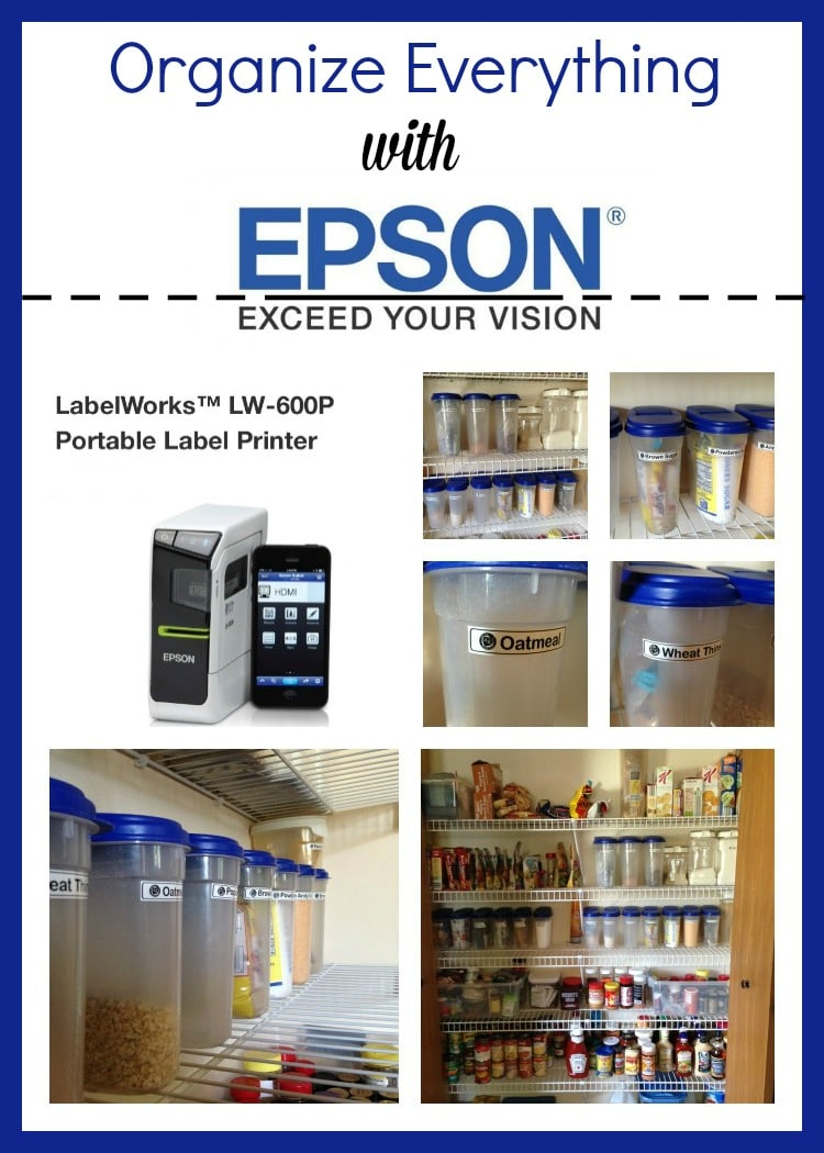 Organize Everything with Epson