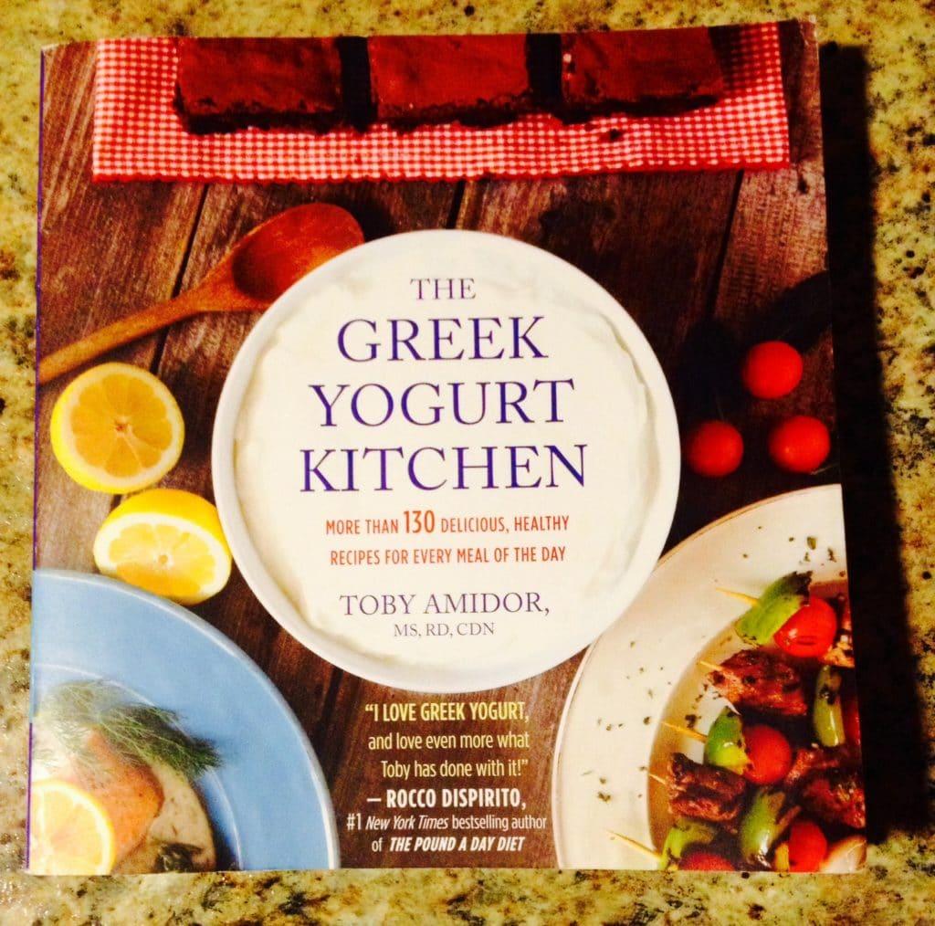 The Greek Yogurt Kitchen Cookbook Review- That Bald Chick®