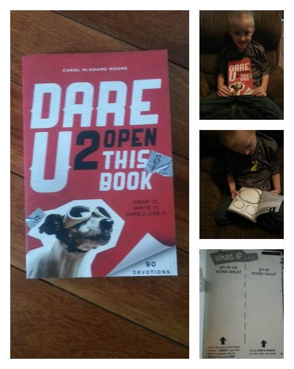 Dare U 2 Open This Book Devotional