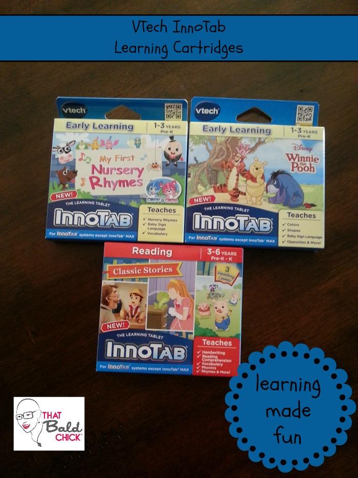 VTech InnoTab Learning Cartridges