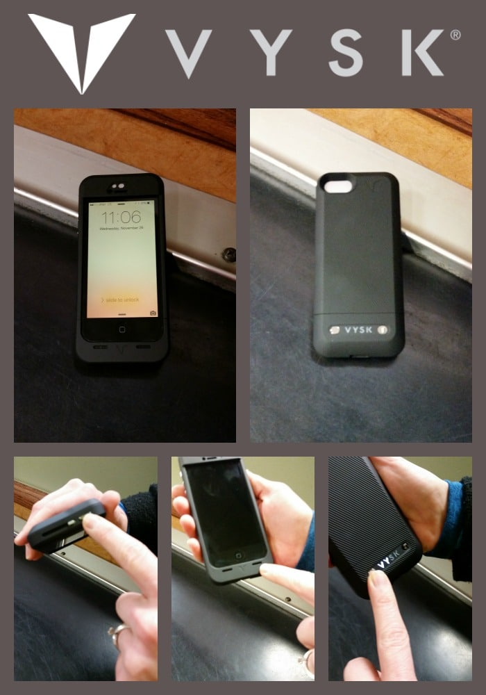 Vysk case for iPhone 5