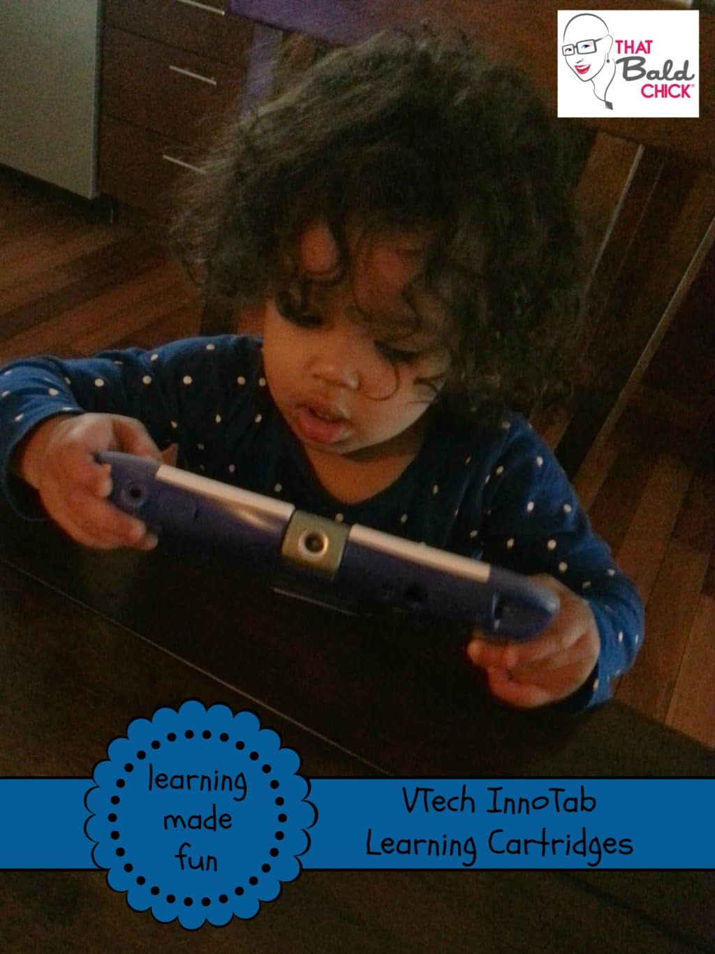 learning made fun with VTech InnoTab Learning Cartridges