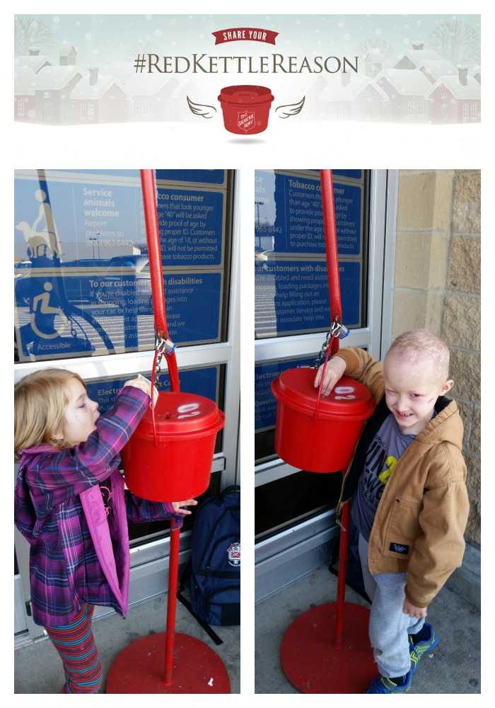 Share Your #RedKettleReason