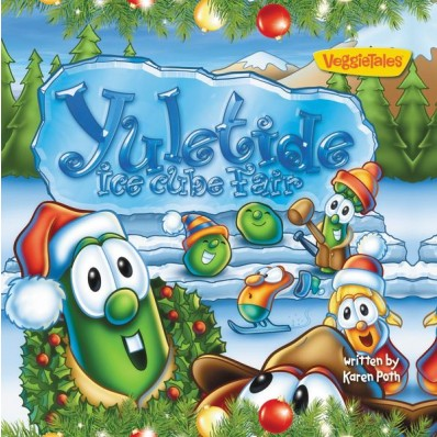 VeggieTales Yuletide Ice Cube Fair
