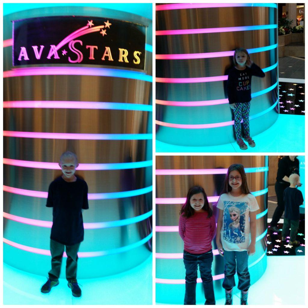 AvaStars Kiosk