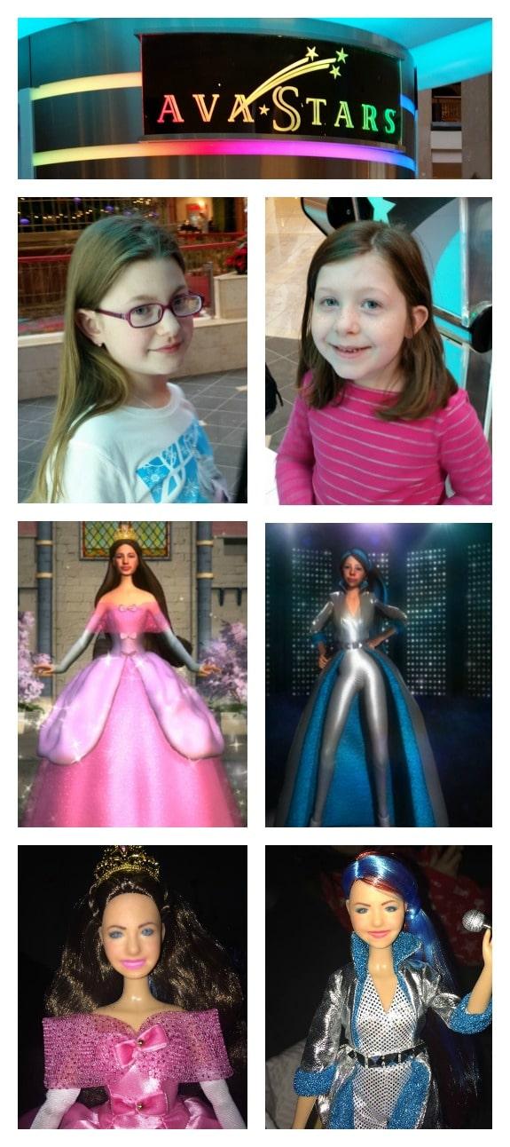 AvaStars Princess and PopStar