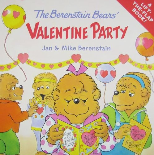 The Berenstain Bears Valentine Party