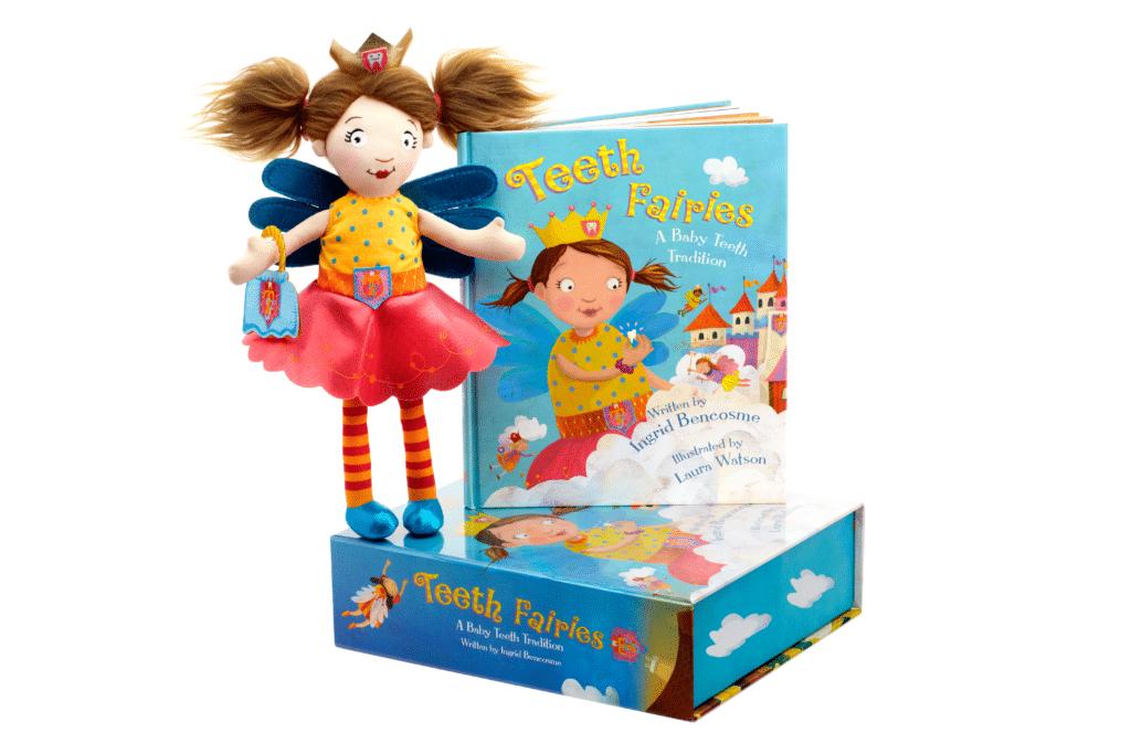 Teeth Fairies- A Baby Teeth Tradition