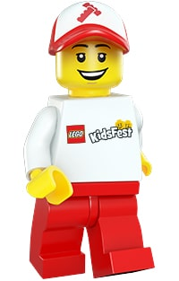 Lego KidsFest Mini Walking