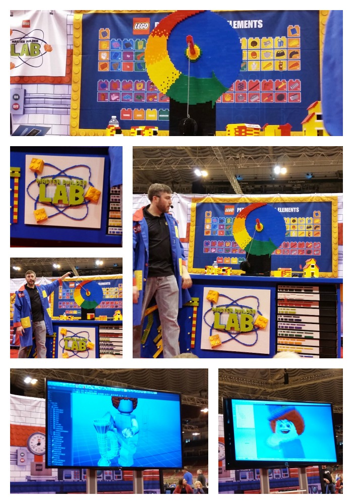 Master Builder Lab at LEGO KidsFest St Louis 2015