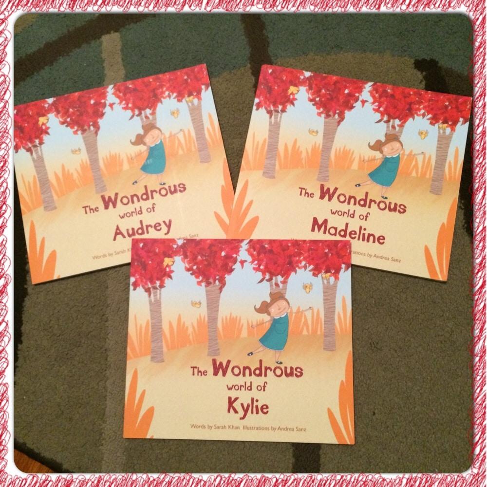 Wondrous Ink Personalized Story Books