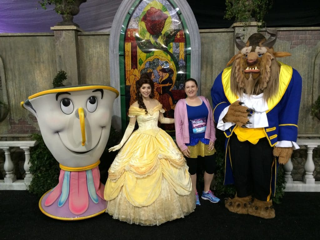 Disney Princess 1/2 Marathon Recap