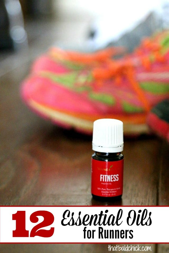 12 Essential Oils for Runners