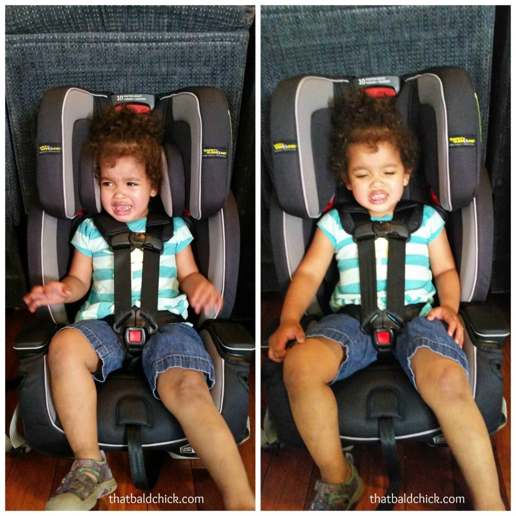 Extended Rear Facing with the Graco Milestone All-in-1 Car Seat